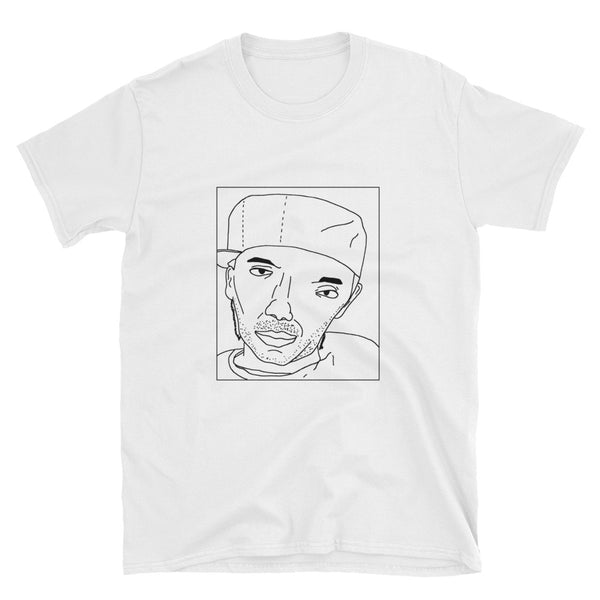 Badly Drawn Prodigy - Mobb Deep - Unisex T-Shirt