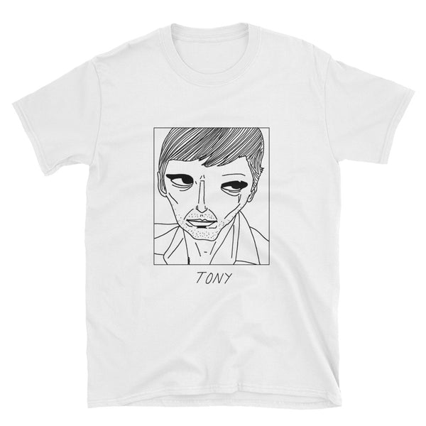 Badly Drawn Tony Montana - Scarface - Unisex T-Shirt