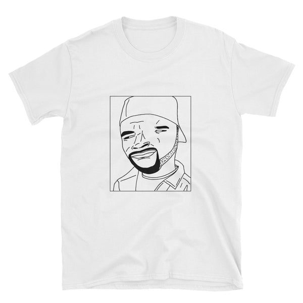 Badly Drawn Brother Marquis - Unisex T-Shirt