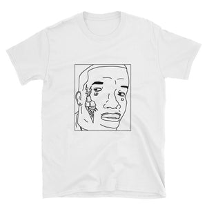 Badly Drawn Gucci Mane - Unisex T-Shirt