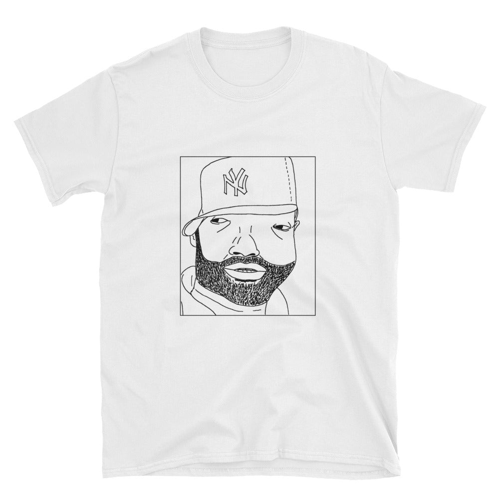 Badly Drawn Black Thought - Unisex T-Shirt