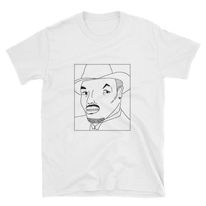 "Badly Drawn Keith ""Cowboy"" Wiggins - Unisex T-Shirt"
