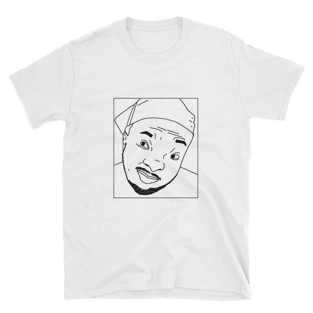 Badly Drawn Jarobi White - A Tribe Called Quest - Unisex T-Shirt