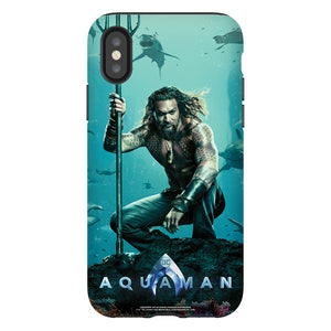 Aquaman Movie Arthur Curry Phone Case