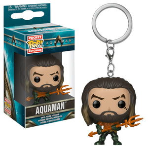 Aquaman Movie Funko Pop! Keychain