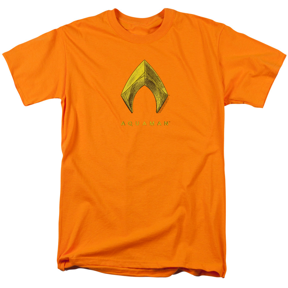 Aquaman Movie Aquaman Logo T-shirt