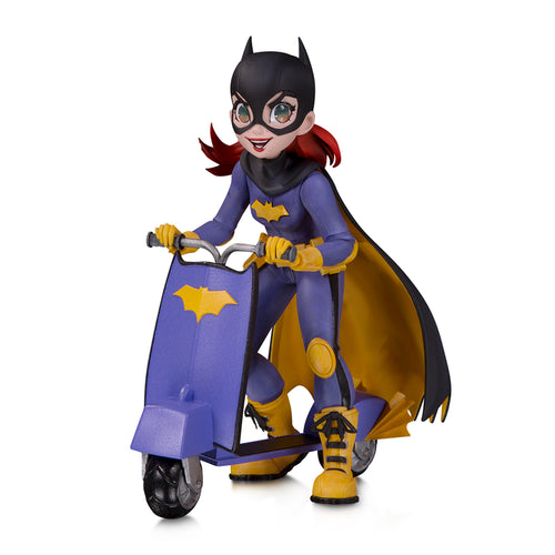 DC Artists Alley Batgirl by Chrissie Zullo Vinyl Figure