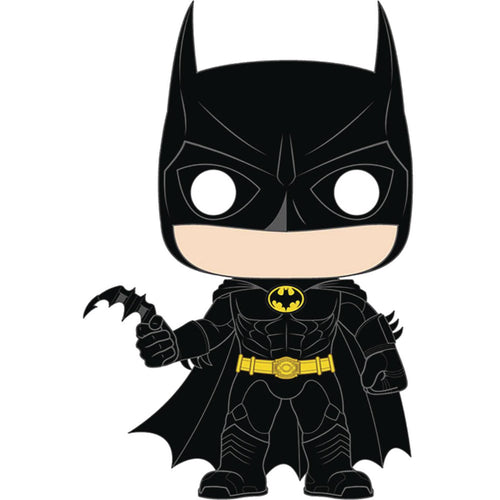 Batman 80th - Batman (1989) Funko Pop! Heroes Vinyl Figure
