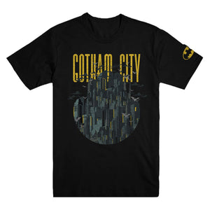 Batman: The Animated Series Gotham City T-shirt