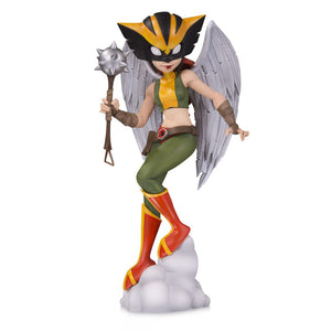 DC Artists Alley Hawkgirl by Chrissie Zullo Vinyl Figure