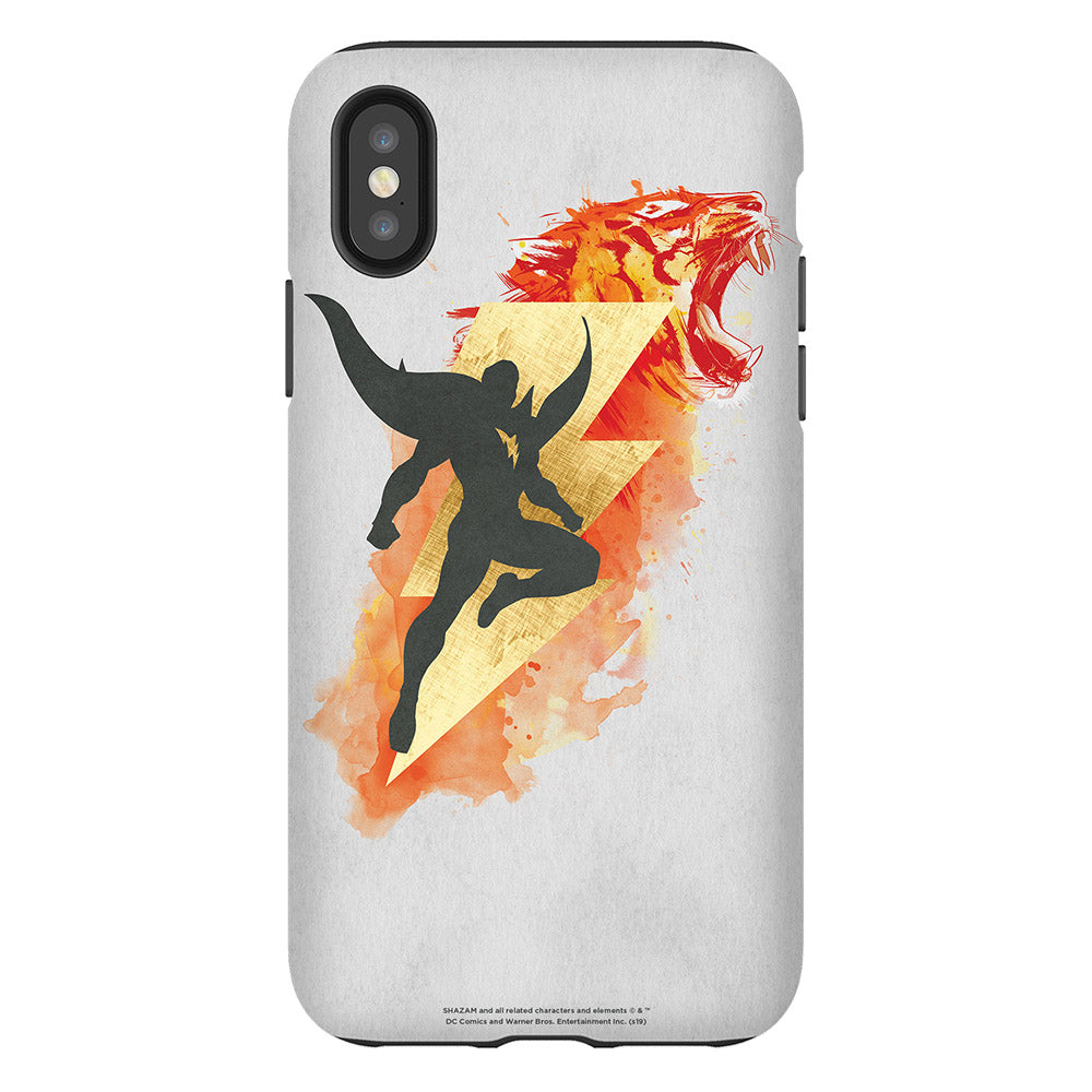 Shazam Movie! Tiger Bolt Phone Case
