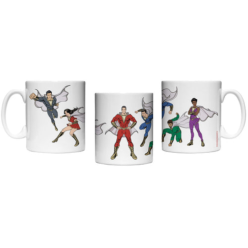 Shazam! Movie Family Mug