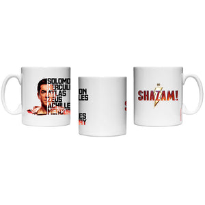 Shazam! Movie Say My Name Mug