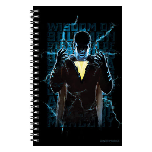 Shazam! Movie Transform Notebook