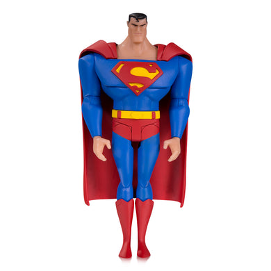 Justice League Animated Superman Action Figure