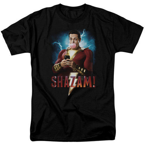 Shazam! Movie Blowing Up T-shirt
