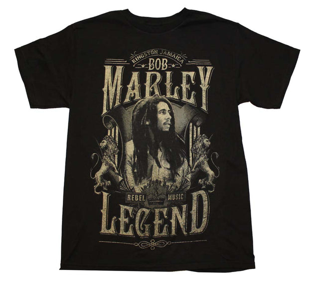 Bob Marley Legend T-Shirt - Rockteez Apparel