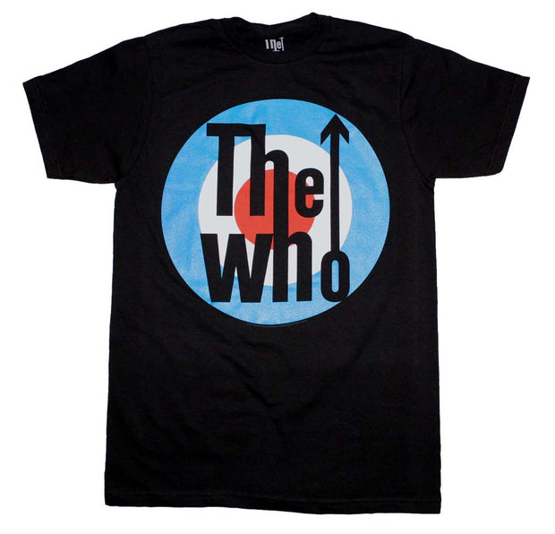 The Who Classic Target T-Shirt | Rockteez Apparel