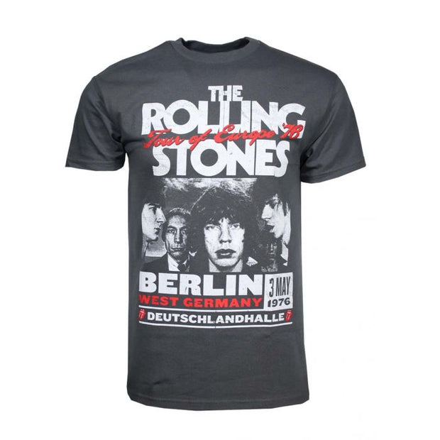 Rolling Stones Europe 76 Tour T-Shirt