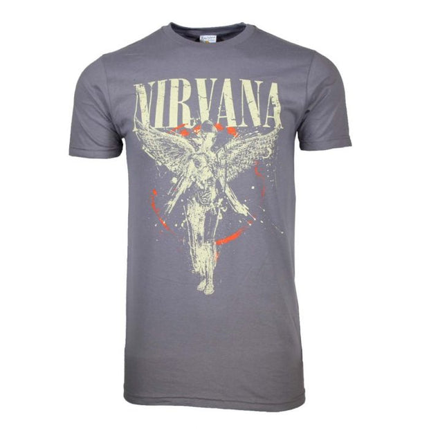 Nirvana Galaxy In Utero T-Shirt