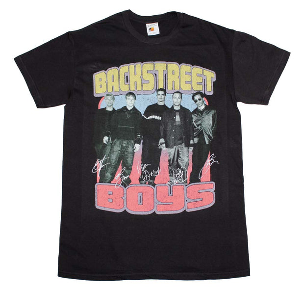 Backstreet Boys Vintage Destroyed T-Shirt
