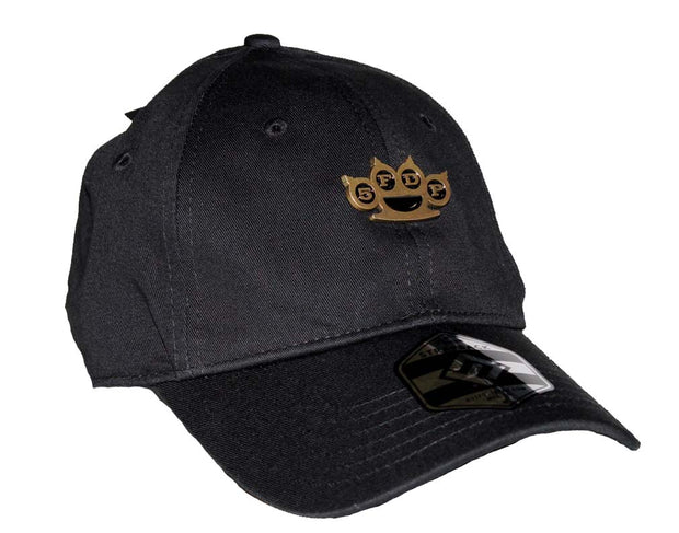 Five Finger Death Punch Brass Knuckles Hat - Rockteez Apparel