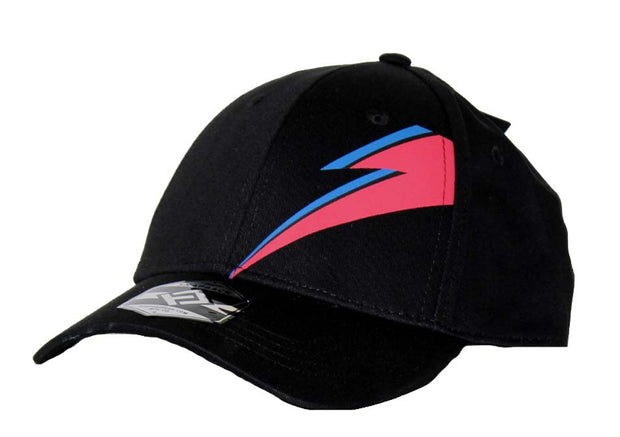 David Bowie Black Baseball Hat - Rockteez Apparel