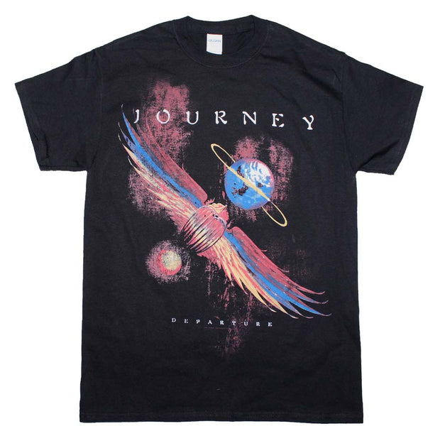 Journey Departure T-Shirt - Rockteez Apparel