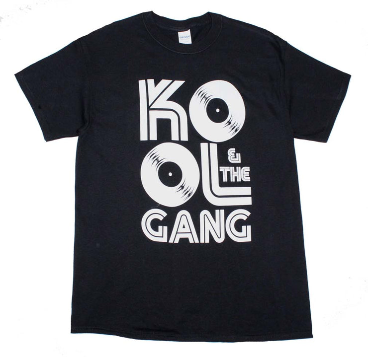 Kool & The Gang Records Logo T-Shirt