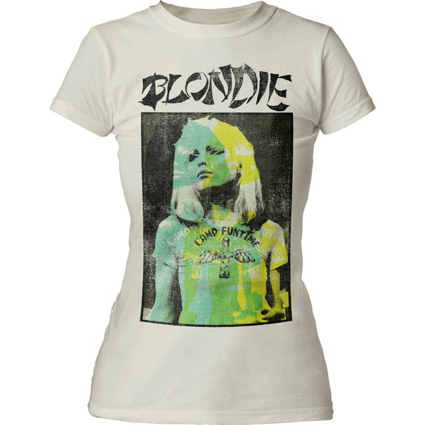 Blondie Bonzai Juniors Tee - Rockteez Apparel