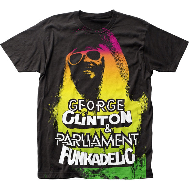George Clinton T-Shirt - Rockteez Apparel