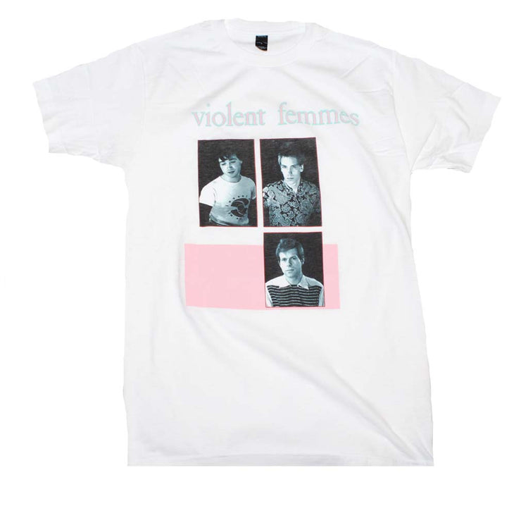 Violent Femmes Group T-Shirt