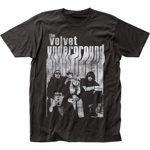 Velvet Underground Band with Nico T-Shirt | Rockteez Apparel