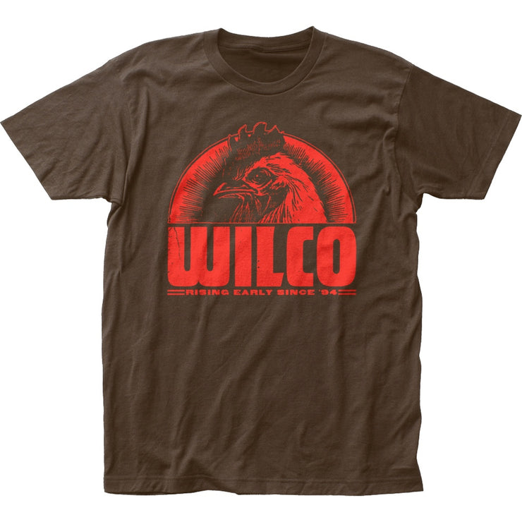 Wilco Rising Early T-Shirt | Rockteez Apparel
