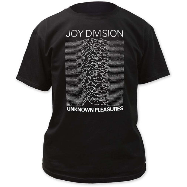 Joy Division Unknown Pleasures T-Shirt - Rockteez Apparel