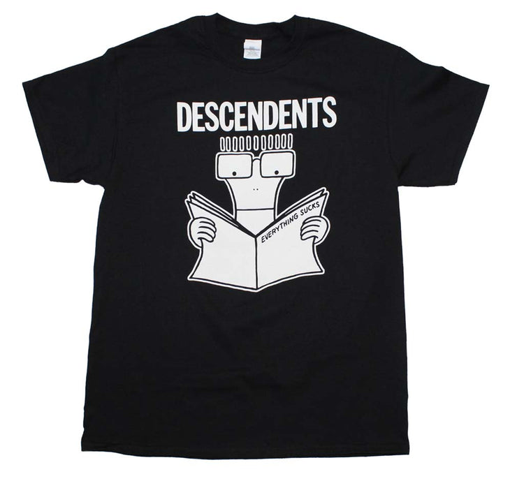 Descendents Everything Sucks T-Shirt - Rockteez Apparel