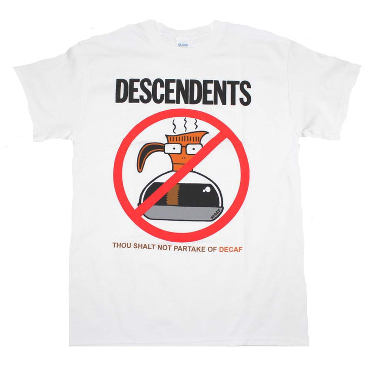 Descendents Thou Shall Not T-Shirt - Rockteez Apparel