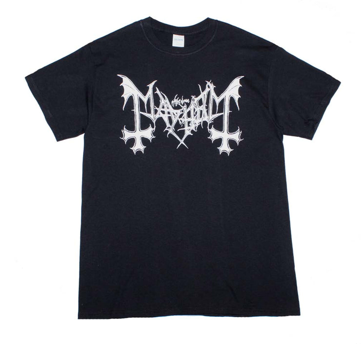 Mayhem Logo T-Shirt