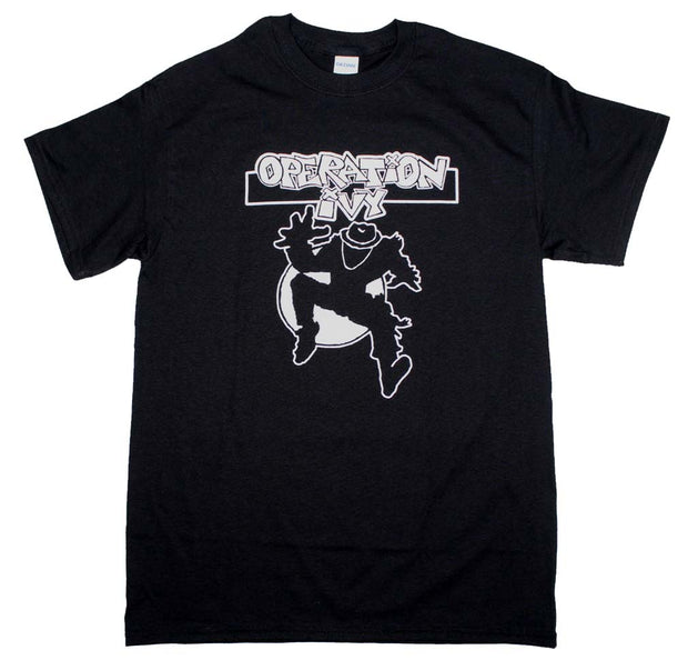Operation Ivy Classic Ska Man T-Shirt | Rockteez Apparel