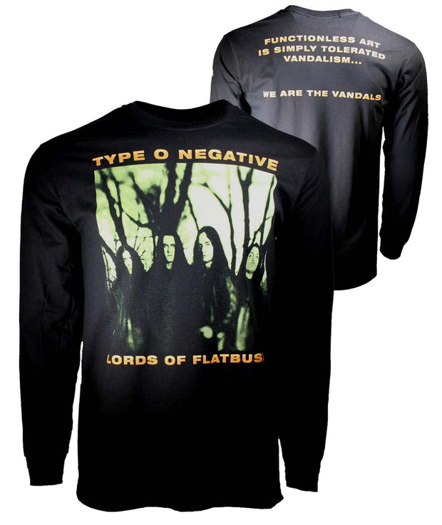 Type O Negative October Rust Long Sleeve T-Shirt