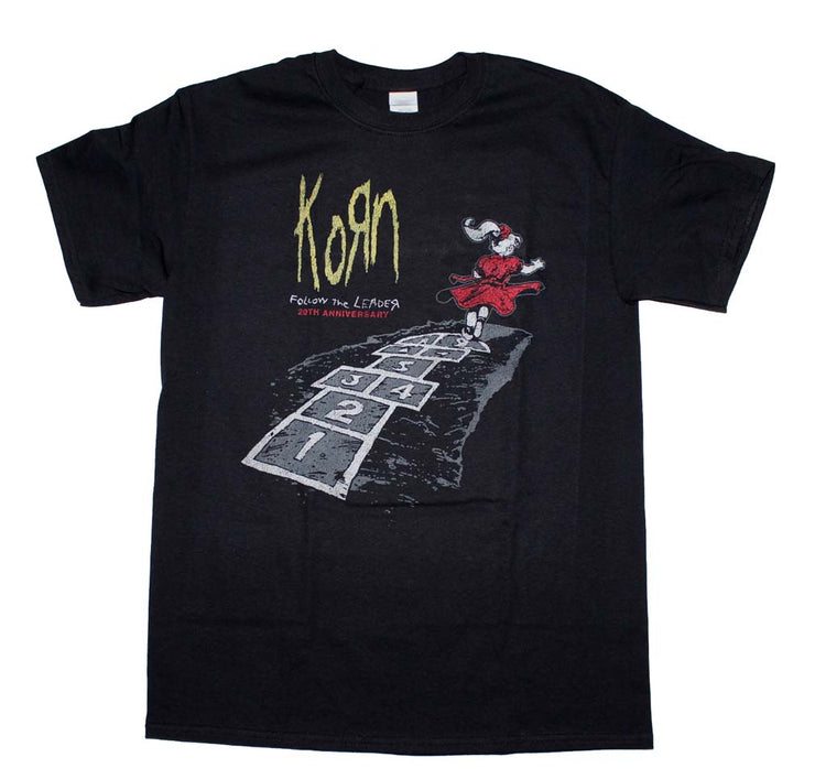 Korn Follow The Leader 20th Anniversary T-Shirt
