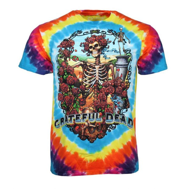 Grateful Dead Rainbow Bertha T-Shirt