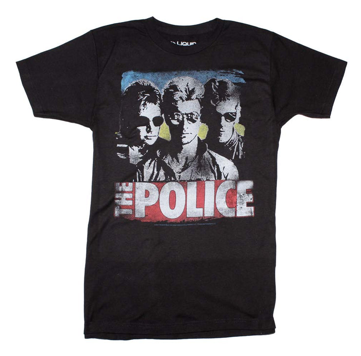 The Police Greatest Hits T-Shirt