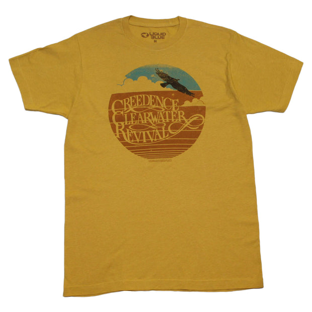Creedence Clearwater Revival Green River T-Shirt