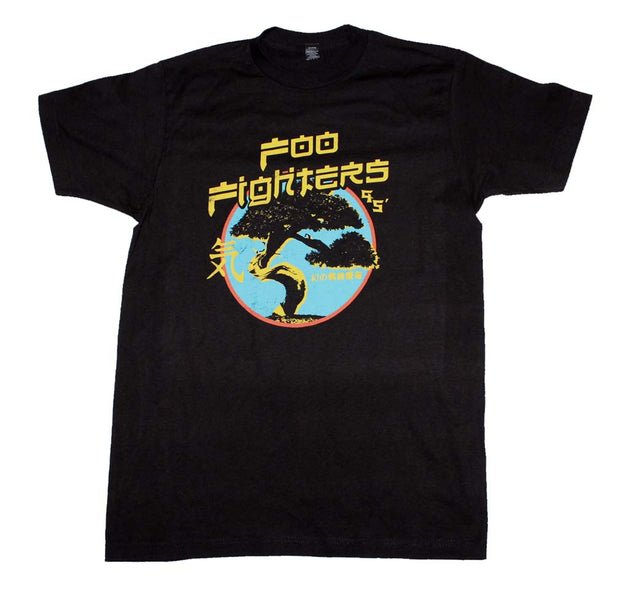 Foo Fighters Bonsai Tree T-Shirt - Rockteez Apparel