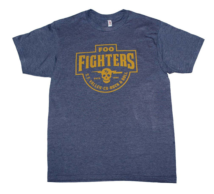 Foo Fighters S.F. Valley T-Shirt - Rockteez Apparel