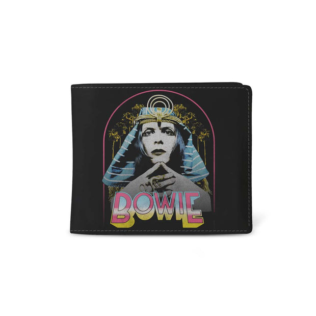 David Bowie Pharoah Wallet