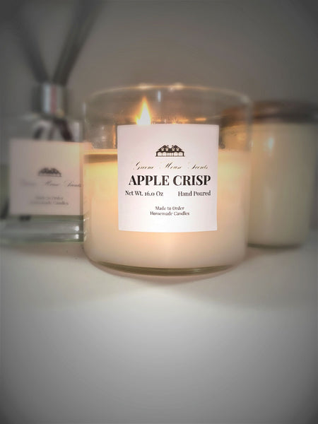 3 Wick Apple Crisp - Greene House Scents