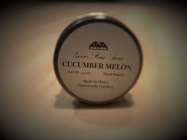 Cucumber Melon - Greene House Scents