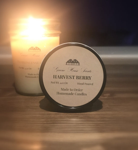 Harvest Berry - Greene House Scents